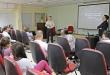 La actividad fue dirigida a estudiantes de la carrera de Odontología  y profesionales de la especialidad.