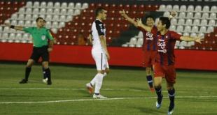 Con este resultado, Cerro llega a 9 puntos en la tabla de posiciones del campeonato Apertura y se ubica como puntero. Foto: César Olmedo - ADN Paraguayo.