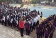 Las distintas instituciones escolares del país abrieron sus puertas.