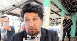 """Celso Miranda """"agradeció"""" a sus correligionarios porque el zacariismo sigue en la comuna."""