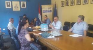 Reunión del comité político del PLRA, donde convocaron a internas para elegir candidato para las elecciones municipales de CDE.