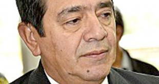 Rubén Rojas, intendente.
