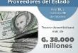 Para este efecto, procesará las Solicitudes de Transferencias de Recursos (STR), correspondientes a compromisos con Fuente de Financiamiento 10.