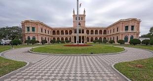 Palacio de Gobierno Py
