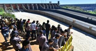 La visita guiada a la Central Hidroeléctrica de Itaipú es el segundo atractivo más demandado.