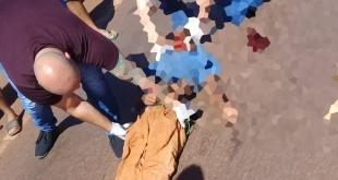 No se pudo confirmar aún la identidad de la víctima fatal. Foto: Gentileza.