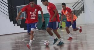 Los entrenamientos se realizan en el polideportivo del Comité Olímpico Paraguayo.