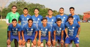 Albirroja Sub 17 se prepara de cara al Sudamericano de la categoría a disputarse en Perú. (Foto @Albirroja).