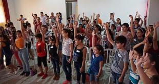 Los niños y niñas interesados en formar parte del coro, deberán presentarse mañana miércoles o el 27 de febrero.