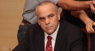"""Basilio """"Bachi"""" Núñez, diputado colorado."""
