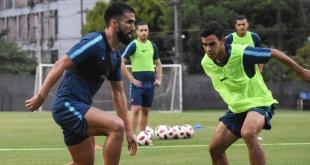 Cerro Porteño ultima detalles para el juego del domingo ante Olimpia. (Foto Prensa Cerro)