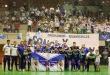 Plantel de Concepcionera que clasificó al cuadrangular final del campeonato nacional de fútbol de salón. Foto: 49 Campeonato Nacional de Fútbol de Salón.