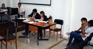 Los jóvenes seguirán recluidos en el Penal Regional de acuerdo a la decisión del Tribunal de Sentencias.