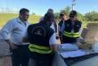 El conductor afectado aseguró que abonó la suma de 700.000 guaraníes y tras comprobar que la licencia era falsa, denunció.