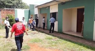 La Policía Nacional informó sobre el hallazgo del cadáver de una mujer de 79 años de edad. Foto: Portal de Curuguaty.