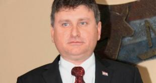 Denis Lichi, ministro de Agricultura y Ganadería.