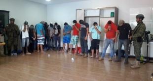 Al menos 15 personas, de nacionalidad paraguaya y brasileñas están siendo investigadas por la Fiscalía.