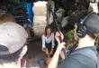 El miércoles pasado inició el rodaje del documental en la zona del Mercado Municipal de Asunción Nº 4.