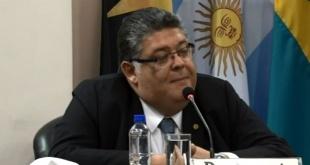 Édgar Sán¬chez, uno de los fiscales de la causa, fue uno de los testigos.