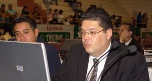Edgar Sánchez, fiscal que llevó la causa en contra de Juan Arrom, Anuncio Martí y Víctor Colmán.
