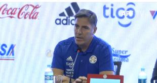Eduardo Berizzo asumió este viernes como nuevo entrenador de la selección paraguaya. Foto: @1000_am.