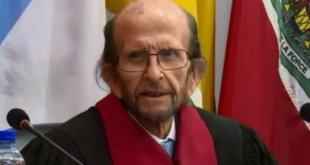 Eduardo Vio Grossi, vicepresidente de la Corte IDH.