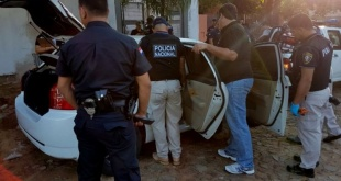 Procedimiento realizado por efectivos policiales y que terminó con la detención de Gustavo Ángel Reyes Fernández y sus hermanos.