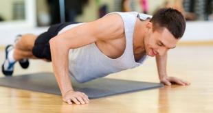 Estudio asocia mayor cantidad de flexiones con menor riesgo cardiovascular.