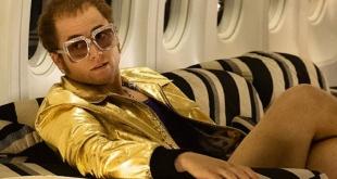 Taron Egerton interpreta a Elton John en Rocketman.