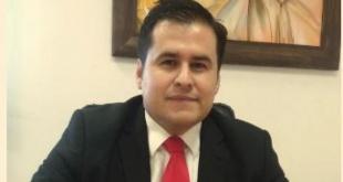 Elvio Derlis Insfrán, juez de la Niñez y Adolescencia.