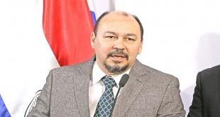 Julio Fernández, director de Aduanas.