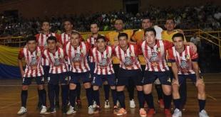 Encarnación es finalista del 49 Campeonato Nacional de Fútbol de Salón. (Foto Encarnación Futsal) .