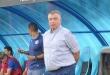 Ever Hugo Almeida, entrenador de Sol de América. (Foto Prensa Sol)