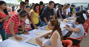 Feria de empleo ofrece oportunidades laborales en la zona de Luque.