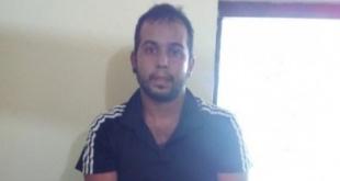 Se trata de Víctor Genaro González, de 24 años, oriundo de la cuidad de Itá. Gentileza.