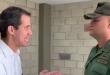 Diversos militares llegaron junto a Juan Guaidó y se pusieron a disposición. Foto: Captura de video de @jguaido.