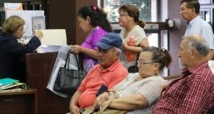Del total, 192.499 personas están incluidas en el Programa de Pensión Alimentaria para Adultos Mayores.