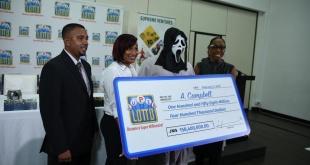 El ganador no quería que personas de su entorno se enterasen del premio.