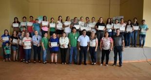 La iniciativa estuvo a cargo de la ITAIPU Binacional, a través de la División de Educación Ambiental.