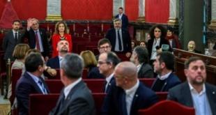 El Tribunal Supremo abrió el histórico juicio contra 12 dirigentes independentistas catalanes, implicados en el fracasado intento de secesión de octubre de 2017.
