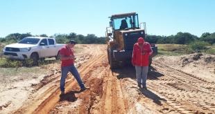 Los técnicos constataron que el proyecto no cuenta con la Licencia Ambiental expedida por el MADES, como tampoco el correspondiente Plan de Gestión Ambiental.