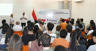 El encuentro contó con la presencia masiva de voluntarios inscriptos para la campaña, proveniente de distintos sectores de la sociedad.