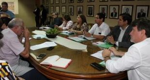 El plan es llevado a cabo en forma conjunta con el MAG por medio de la Dirección de Extensión Agraria (DEAg).