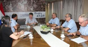 La idea es trabajar coordinadamente para aumentar la producción en nuestro país.