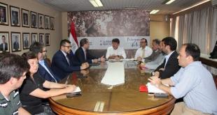 El mencionado encuentro se desarrolla en el marco del Programa Nacional para potenciar 7 (siete) principales rubros hortícolas.