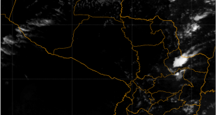 Departamentos afectados: Este de Caaguazú, norte de Alto Paraná, centro y oeste de Canindeyú.