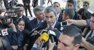 El presidente Mario Abdo Benítez anunció que se está negociando para comenzar a pagar a deuda con PDVSA/