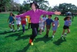 Muchos niños visitaban a Michael Jackson en el rancho Neverland.