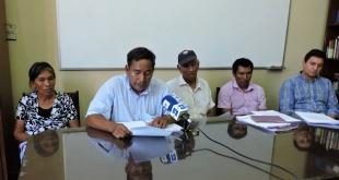 El martes se realizó una conferencia de prensa, donde los líderes de las comunidades expresaron las problemáticas con que deben lidiar día a día.
