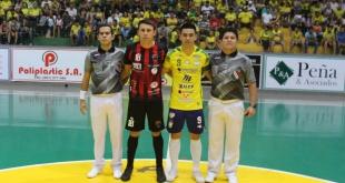 Presidente Franco y Mingua Guazú juegan mañana por el pase a la final del Nacional de fútbol de salón.